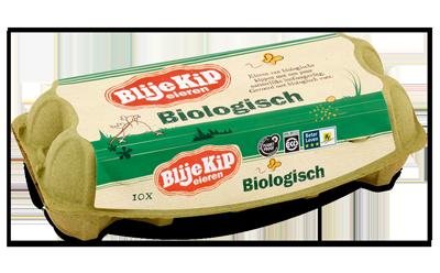 Blije Kip Eieren Bio-packshot-Biologisch